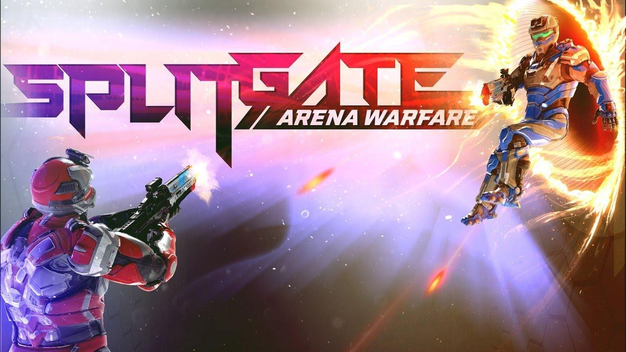 Splitgate: Arena Warfare tile