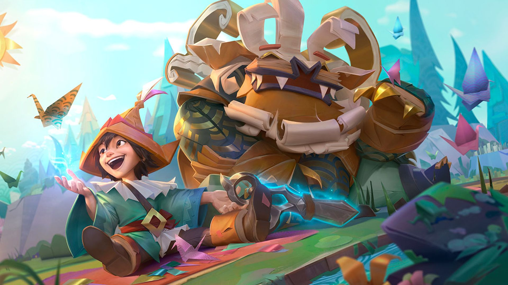 League of Legends patch 9 4 notes – Papercraft skins and