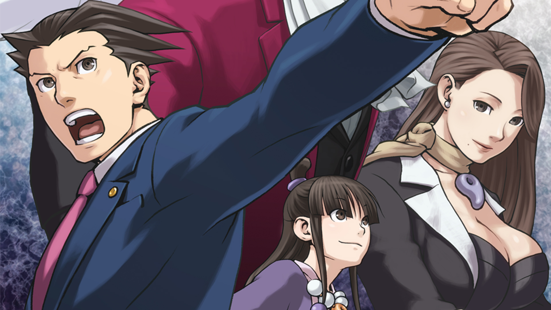 No Objections Phoenix Wright Ace Attorney Trilogy Hits Pc In