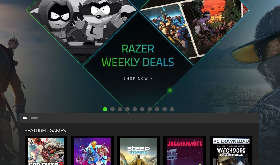 Razer Game Store is shutting down less than a year after launching