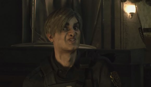 Resident Evil 2 is even scarier with the animations cranked