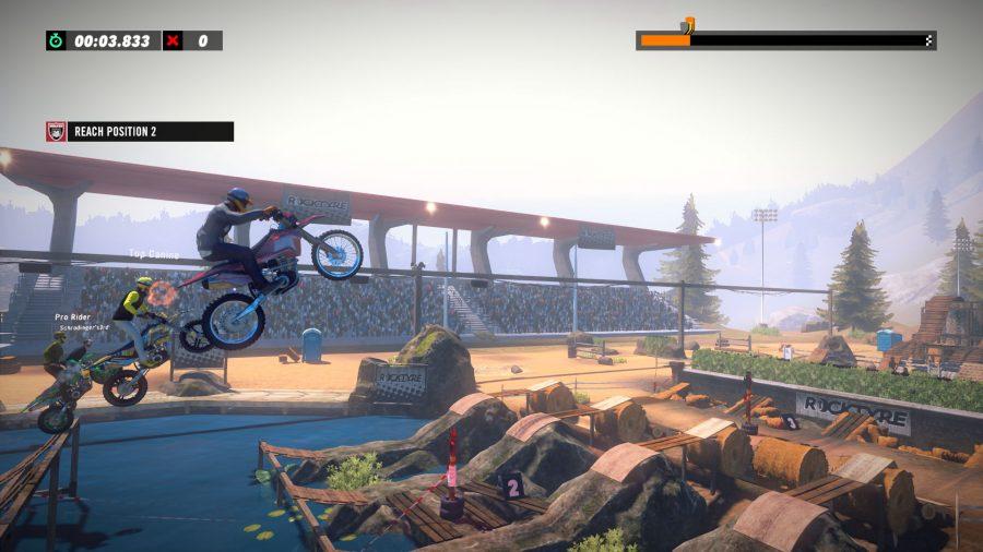 Trials Rising supercross
