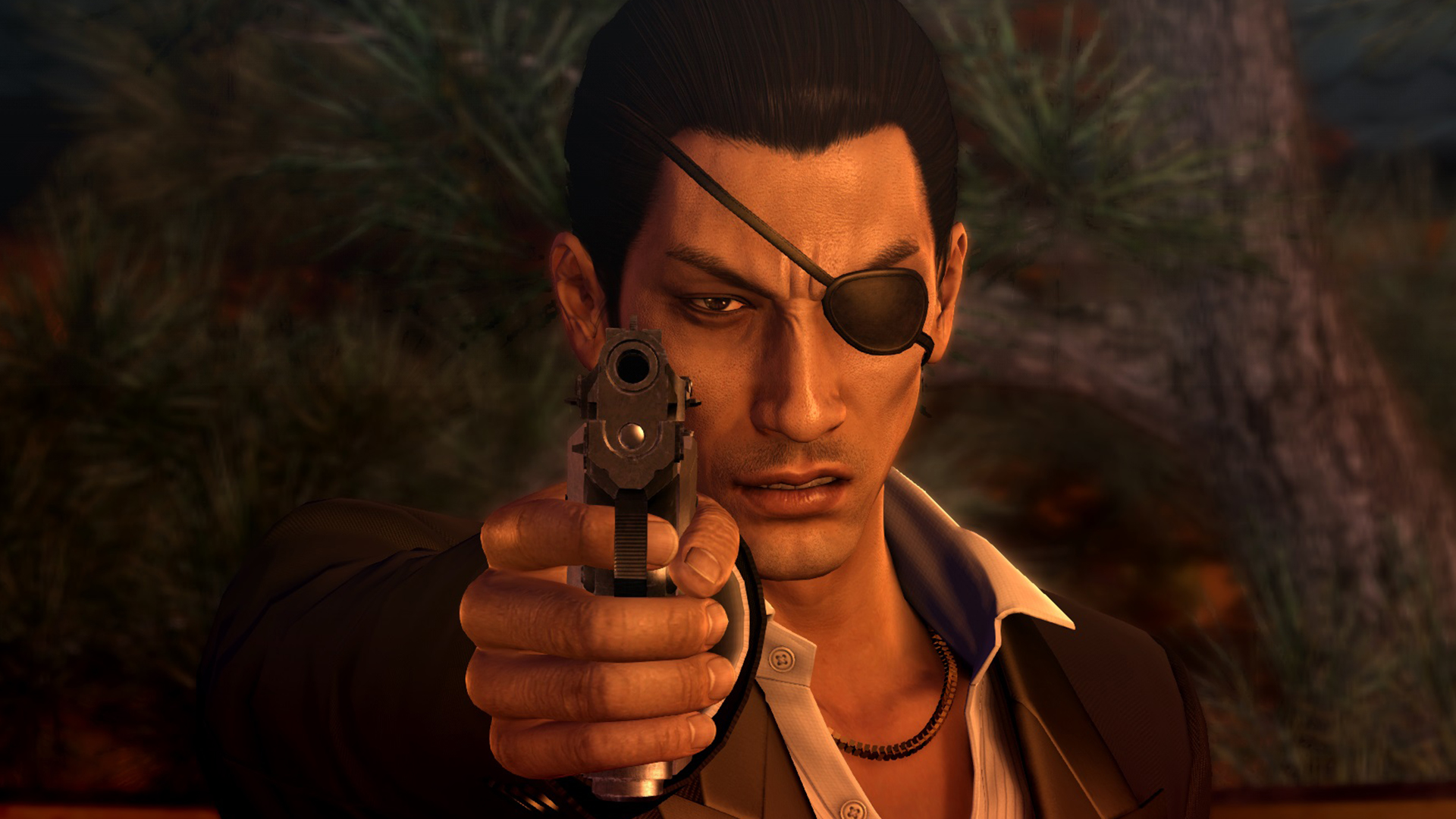 Yakuza zero will get ultrawide help and an FOV slider – and it's