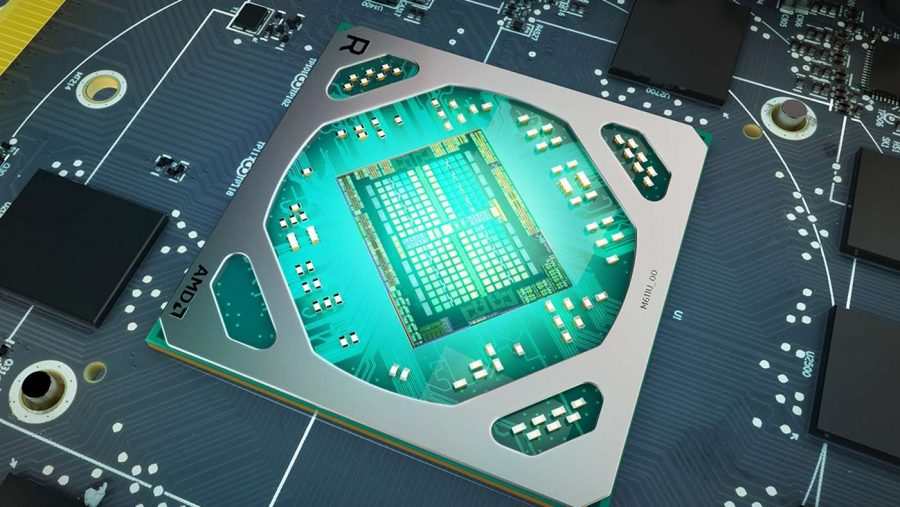 AMD graphics silicon