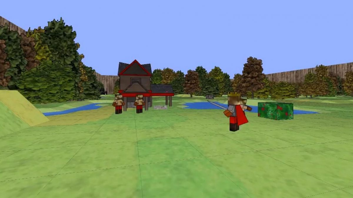 Age of Empires 2's Overreign mod lets you wololo in first person