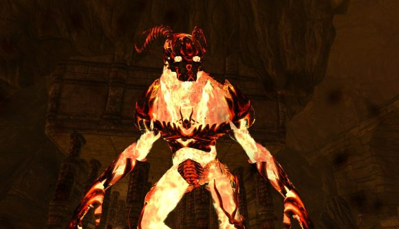 You can fight the Balrog in this Middle Earth Skyrim mod   PCGamesN