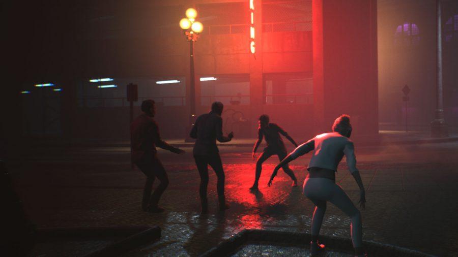 Bloodlines 2 gameplay