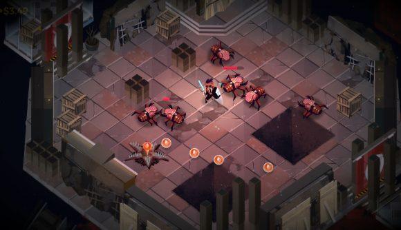 Boyfriend dungeon gameplay