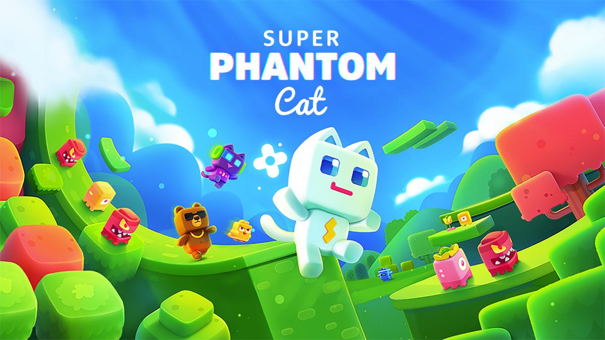 Super Phantom Cat tile