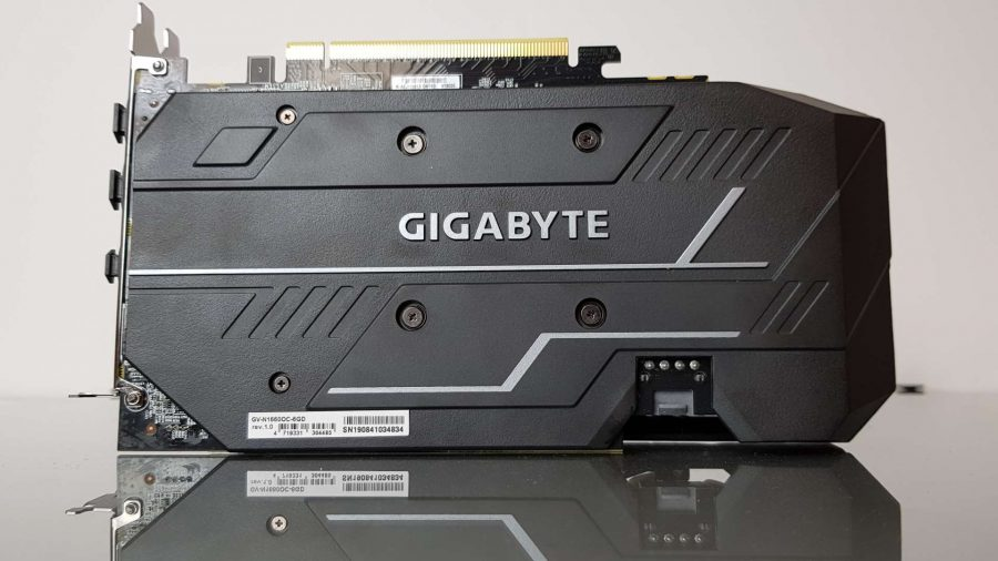 Gigabyte version of Nvidia's GTX 1660 graphics card