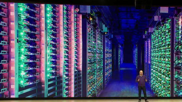 Google Stadia datacentre