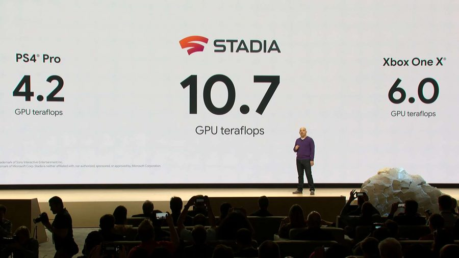 Google Stadia specs