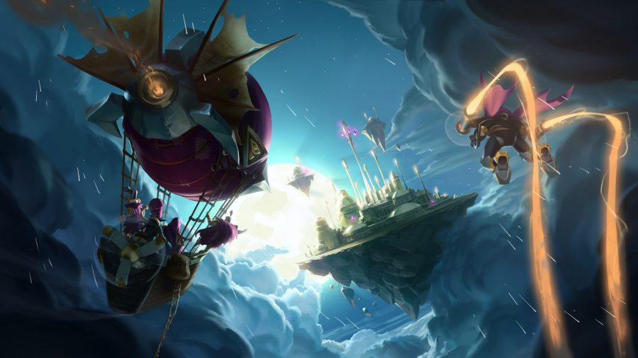 Hearthstone Rise of Shadows attack