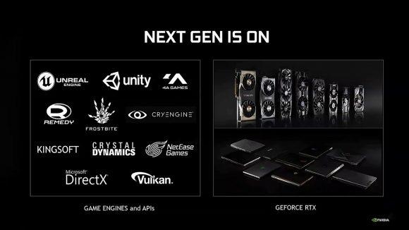 Nvidia DXR support
