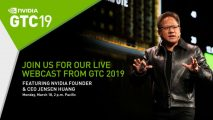Watch Nvidia GTC 2019 livestream here