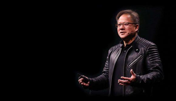 Image of Nvidia CEO, Jen-Hsun Huang