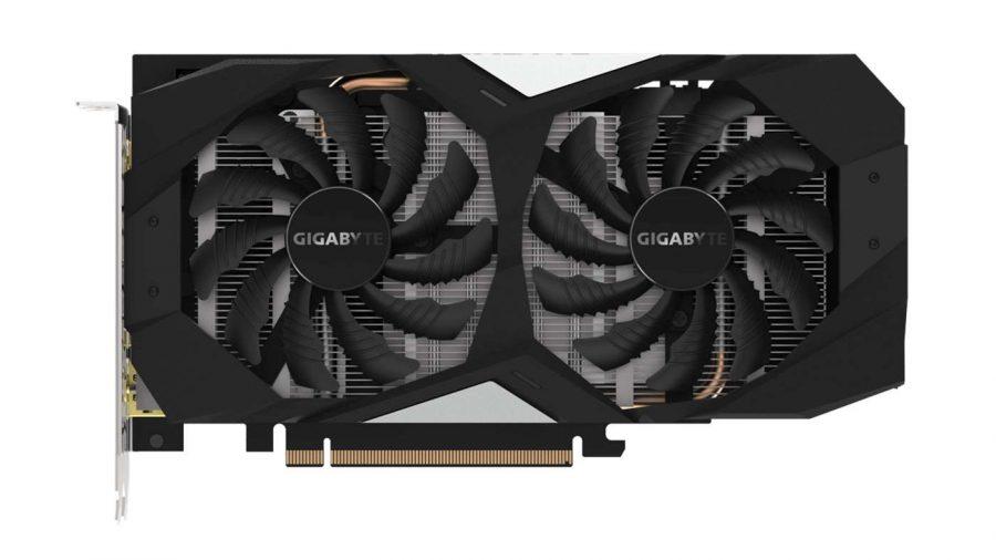 Best graphics card runner-up - Nvidia GTX 1660