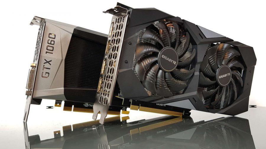 Nvidia GTX 1660 vs GTX 1060