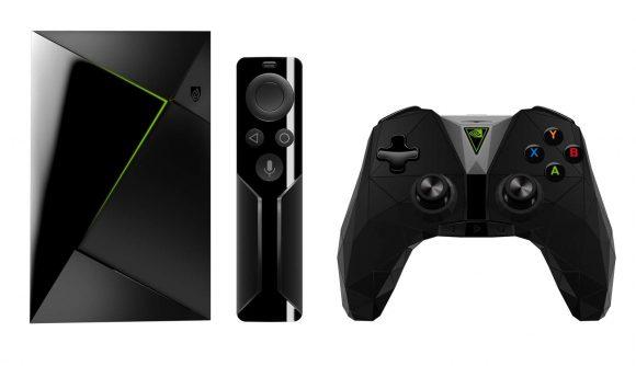 Nvidia Shield controllers