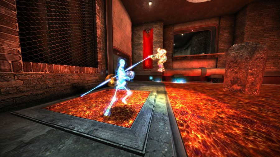 Quake 3 Arena Live Windows 10