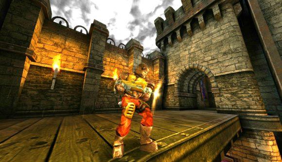 Quake 3 Arena Live Windows 10 header