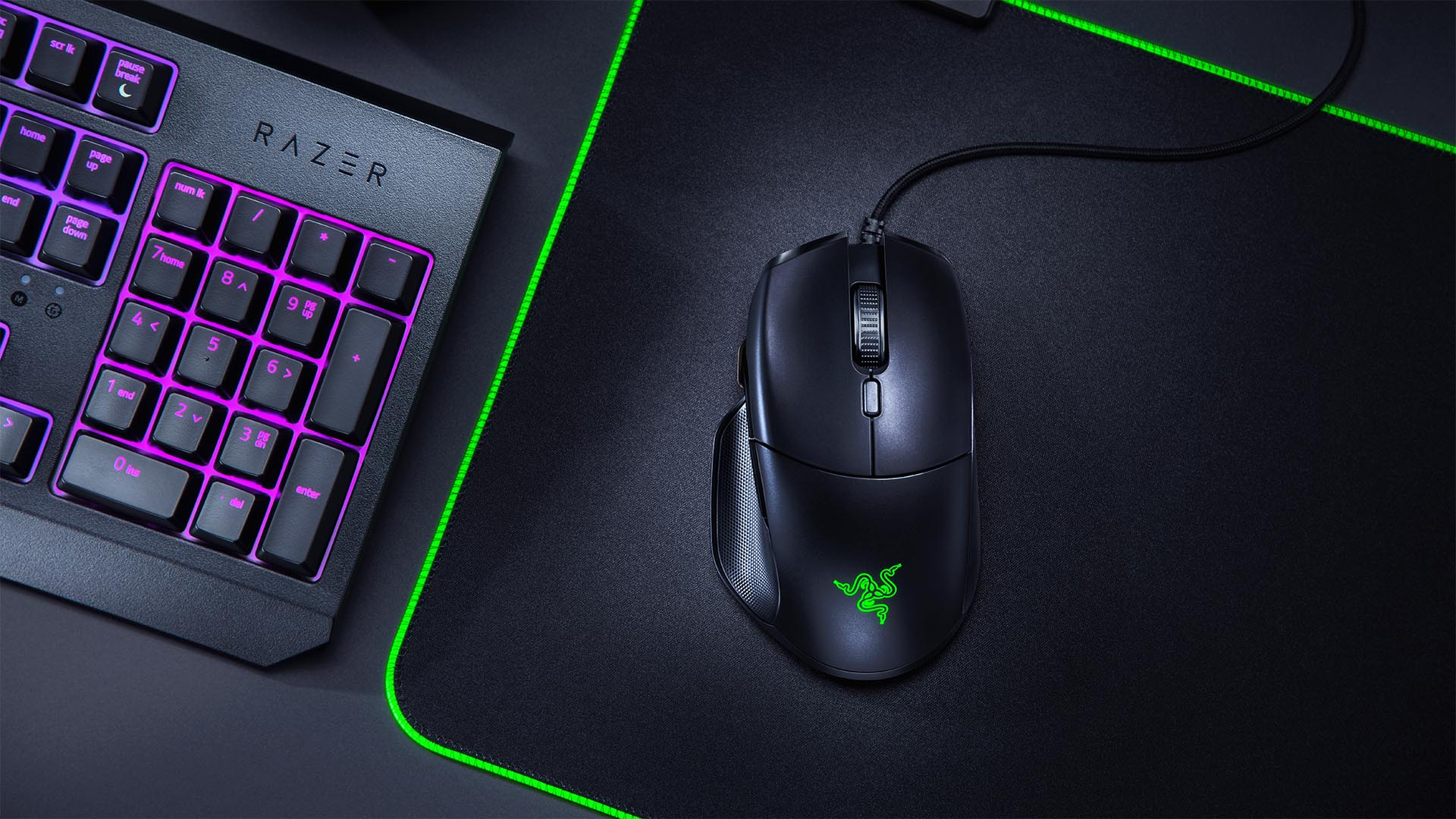 Razer Basilisk Essential review: its top FPS mouse gets a