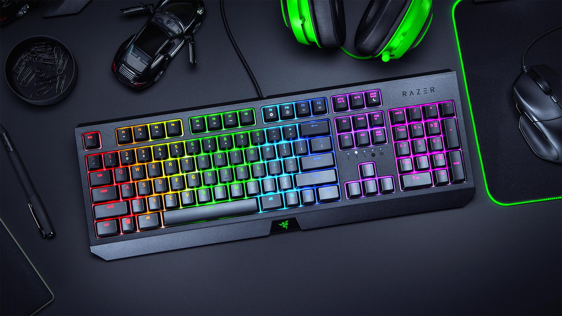 Razer BlackWidow review: more than just the gaming keyboard