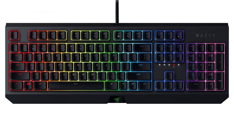 Razer BlackWidow keyboard review