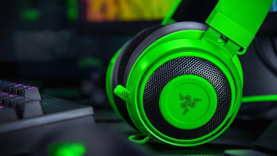 Razer Kraken gaming headset microphone
