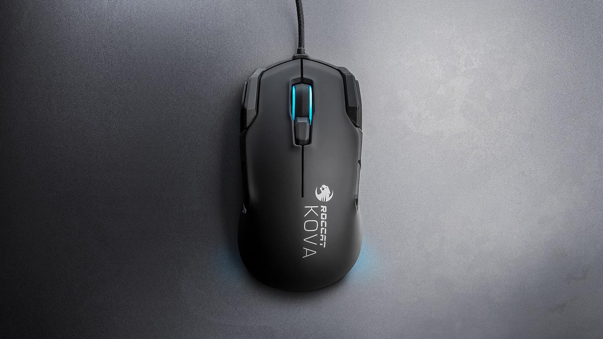 1f6bbb72c3d Roccat Kova AIMO evaluation: an AIMO gaming mouse for lefties