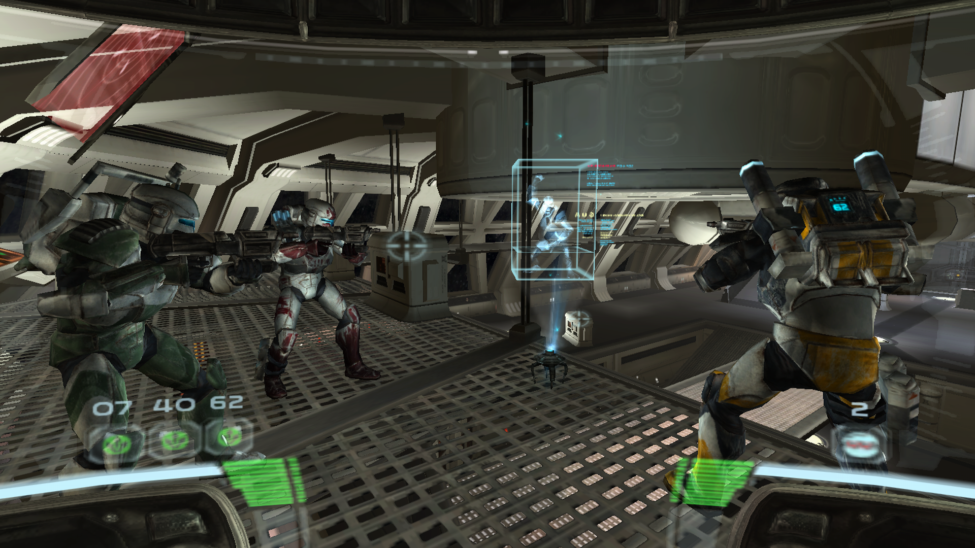 Star Wars Republic Commando's simplicity is what we need in