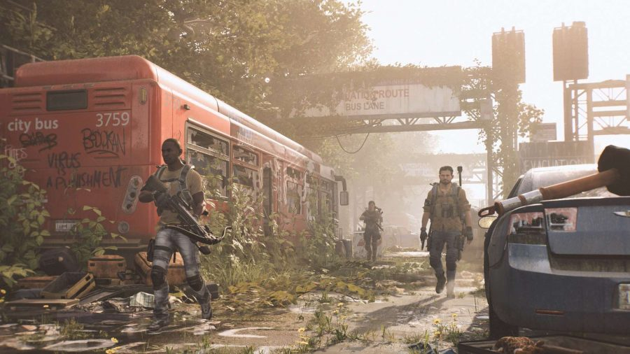 The Division 2 environmental details