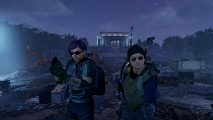 The Division 2 how to party up and play with friends