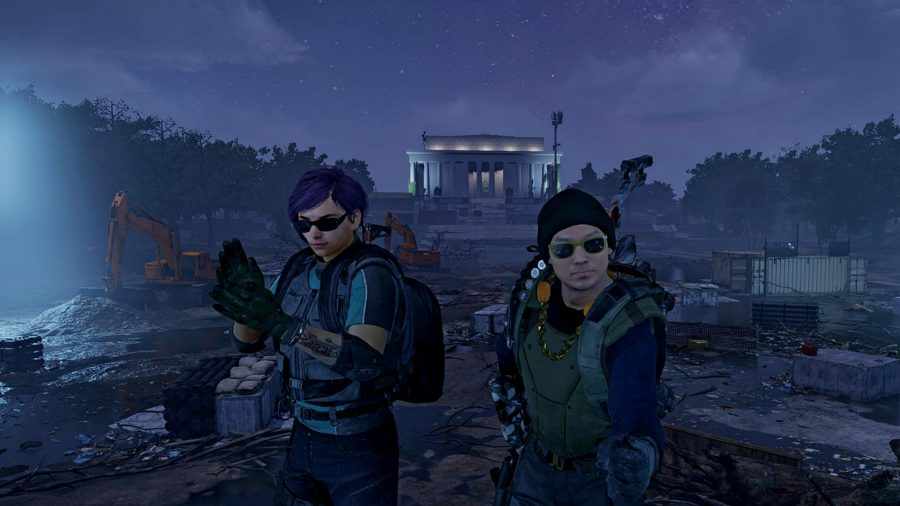 The Division 2: how to party up and play with friends | PCGamesN