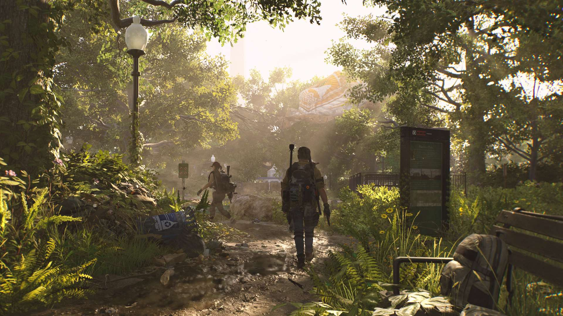 The Division 2 Talents The Best Dps Talents For Your Guns And