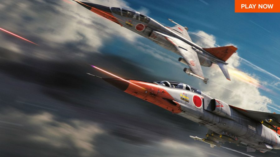 War Thunder jets