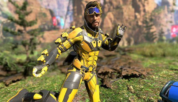 Mirage, a legend in Apex Legends