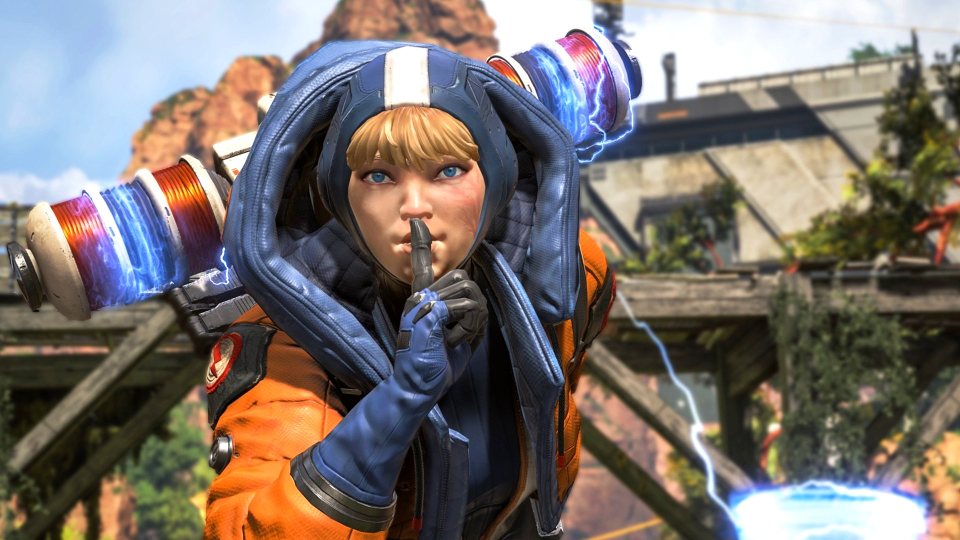 """Apex Legends patch gives Wattson a """"major buff"""" (it's entirely cosmetic)"""