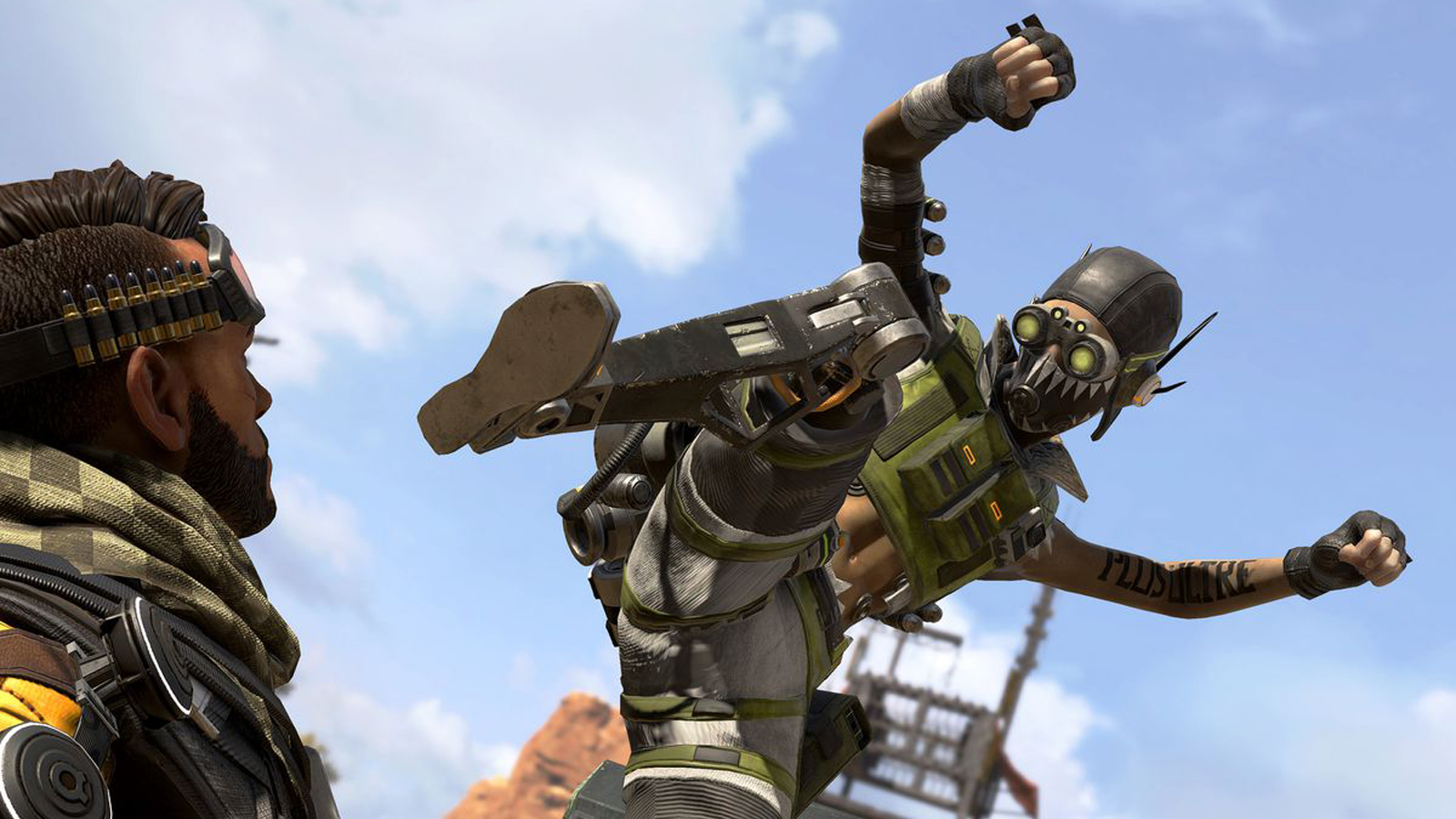 Apex Legends Season 1 patch notes: Hitbox adjustments and Octane rides in