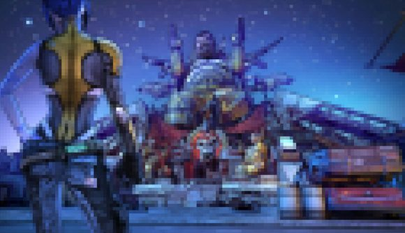 Gearbox releases a third teaser, also for Borderlands