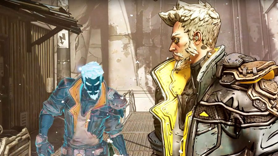 borderlands 3 characters powers