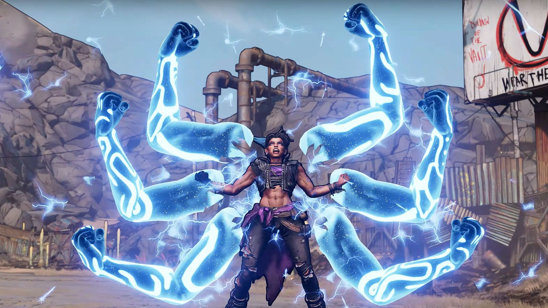 Borderlands 3 Director Says The Game Doesn T Actually Have A