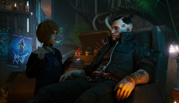 New Cyberpunk 2077 video released, confirms production is 'far from over'