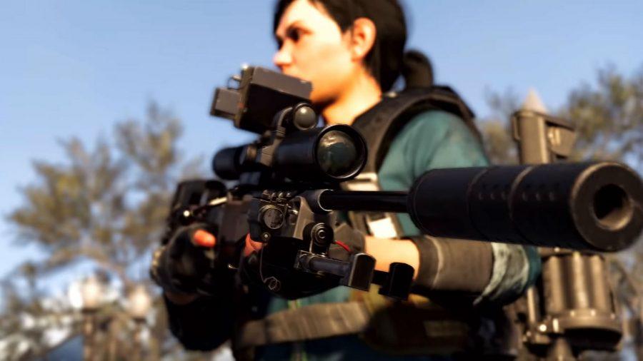 division 2 exotics nemesis sniper