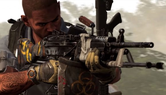 The Division 2's worst exotic is getting buffed | PCGamesN