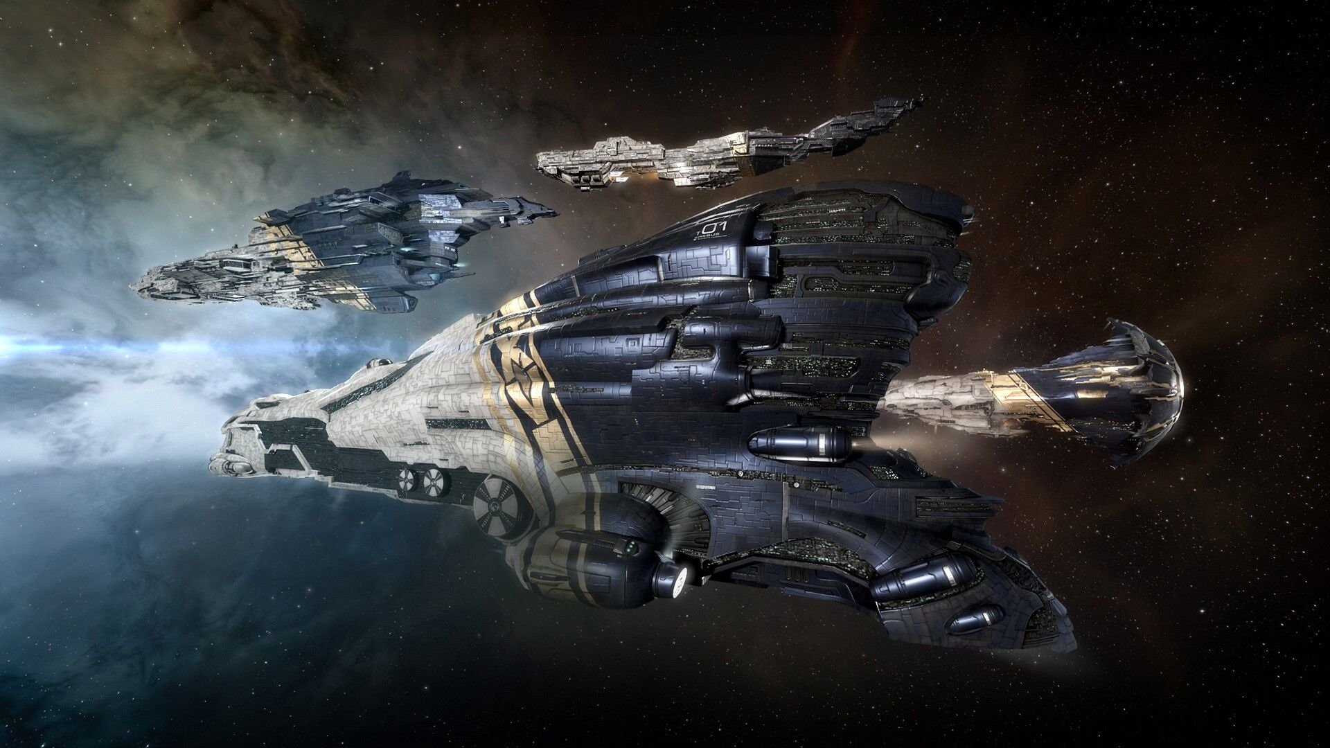 """Eve Online is getting DirectX 12 and """"some pretty serious threats"""