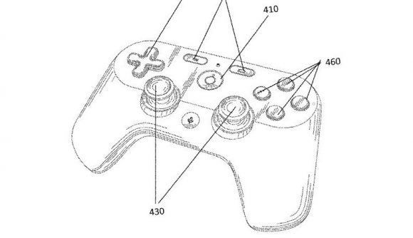 Google's leaked gaming controller looks super uncomfortable