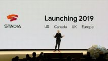 Google Stadia launch
