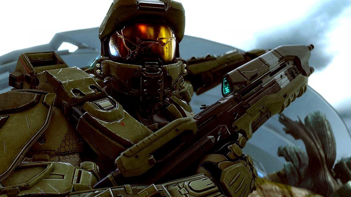 American Gods Leprechaun Will Play Master Chief In The Halo Tv