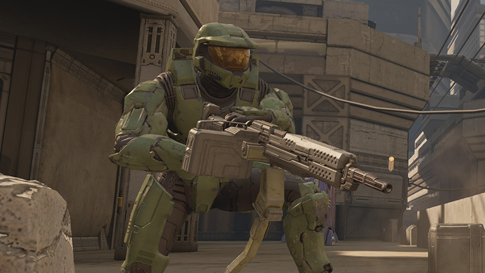 The next Halo MCC flight will focus on Firefight – and is